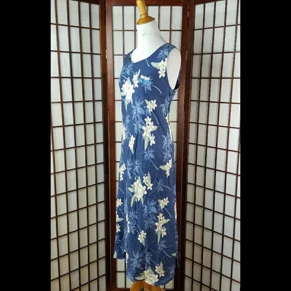 057430ec3313 HIBISCUS COLLECTION PLUMERIA BEACH HAWAIIAN DRESS